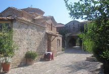 OLD CHURCHES FROM GREECE