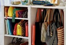 organizador de minhas bolsas