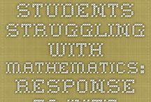 Math - RTI