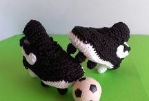 Scarpe in cotone per neonati
