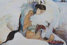 Art of  Jackie Morris