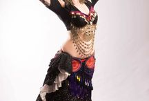 Tribal dance costume