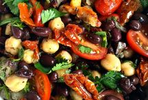 Vegetar og salater