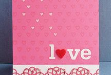 Valentine Card ideas / by Debi Hewitt