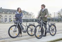 Segway E-Bikes / New! Segway now has e-bikes! The Segway e-bikes deliver the flexibility you expect of an e-bike paired with renowned Segway reliability and quality.