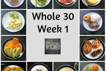 Whole 30 / by My Clean Kitchen