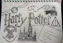 Harry Poter Drawings