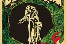 Hippi concert posters