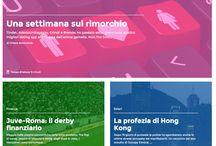 Stories / Stories è il canale di Informant dedicato al longform e al digital storytelling