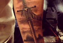 tattoo templar