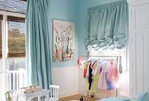 Girls' Room Ideas / by Lisa Shaffer