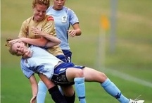 Soccer referee pictures and videos / I will try to post videos that will illustrate the official USSF interpretation of the Laws of the Game of the most popular sport in the World.