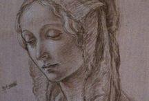 BOTTICINI Raffaello - Détails / +++ MORE DETAILS OF ARTWORKS : https://www.flickr.com/photos/144232185@N03/collections