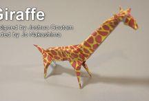 origami e papercraft