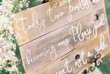 Wedding Ideas & Decorations / Find Ideas and Inspiration for Wedding Decorations