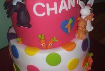 Chanté's First Birthday