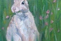 Peintre (H.F. Wallen) / Animalier