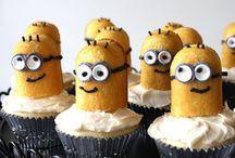 Kids Birthdays / by Becky Pallone