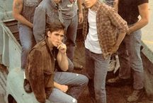 The outsiders / by Katie