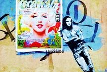Street Art! / Because art should be everywhere!