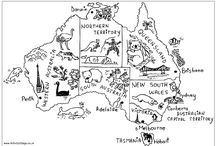 Australia / by Jacqui Thuell