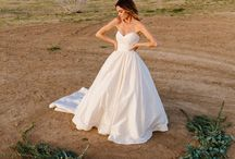 Lea Ann Belter Wedding Dresses / Timeless and modern designs with attention to quality and detail available at Carrie Karibo Bridal www.carriekaribobridal.com