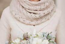 ❤ Mariage d'hiver ❤ / Un mariage d'hiver, ou encore un mariage cocooning toute en douceur !!