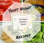 Shift Night Recipes / Firefighter's at work and we want easy dinner