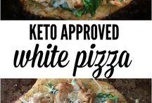 Keto - Pizzavarianten