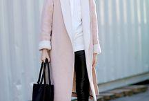 styl płaszcze, narzutki