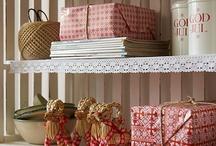Joulu, puna-valkoinen