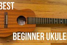 Best Beginner Ukuleles / Which ukuleles are the best buys for beginners?