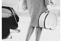 Vintage Travel Styles / Retro luggage for vintage lovers