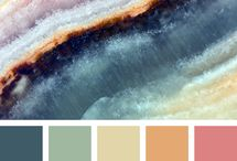 Beautiful Colour Schemes / the colour scheme and mood board type photos that I find inspiring.