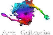 PAINTING / Contemporary Fine Arts Artsists Members of Art Galaxie www.artgalaxie.com