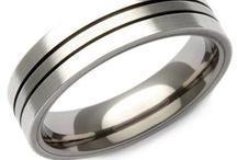 Wedding Rings  / Wedding Band Ideas  / by Raeanne Van Der Wath