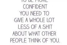 Life & Confidence