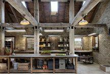 Kitchens / Déco/archi