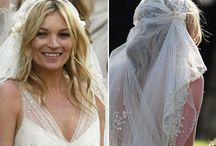"KISS Wedding Syles / Laid-back bride? Here's some easy wedding dos. (""Keep It Simple, Stupid!"")"