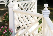 Porch railing ideas