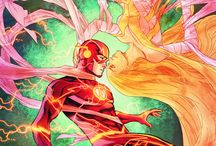 The Flash / The Flash is a fictional superhero who appears in American comic books published by DC Comics. Created by writer Gardner Fox and artist Harry Lampert, the original Flash first appeared in Flash Comics #1 (January 1940).