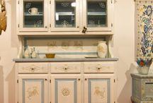 Cucine Bruno Mandis- Sitle  Moderno / Sembra Incredibile ma sono In legno ed Artigianali. super moderne super accessoriate