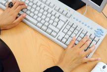 Számítógépes munkahely / Ha az egész napját számítógép előtt tölti, nem mindegy, milyen bútorok veszik körül - Teirodad.hu