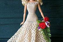 Doll fashion handmade