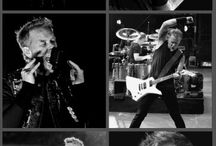 Metallica / Metallica / by Roseann McNulty