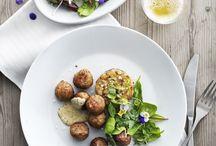 Recepten / Laat je inspireren door de lekkerste Zweedse recepten. Pas op: dit zijn gerechten om je vingers bij af te likken.