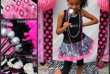 Lil girl party / by Jessica Wallace