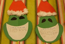 Grinch Ideas / by Chuck Greever