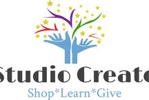 Studio Create 757 / We are a multipurpose studio and handmade boutique: home of OrganiGeek Soaps & Gifts, terrarium & fairy garden supplies, shabby flowers/elastics/hair accessory supplies, scrapbook and paper craft supplies, specialty yarn, and other handmade and artisan goods. We host classes, hold events, and have workshops. Come make something! Find us at www.studiocreate757.com.
