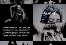 Famine - Horseman